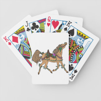 Horse 2 bicycle playing cards