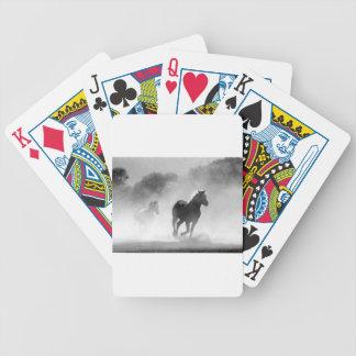 horse-430441 poker deck
