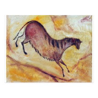 Horse a la Altamira Postcard