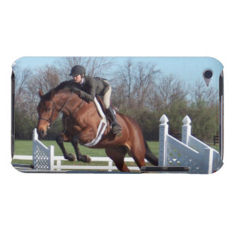 Horse and Show Jumping iTouch Case