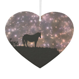 Horse and Starry Sky Air Freshener