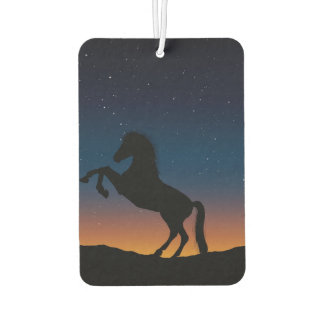 Horse Animal Nature Car Air Freshener