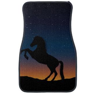 Horse Animal Nature Car Mat