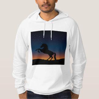 Horse Animal Nature Hoodie