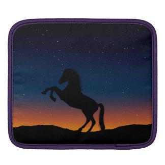 Horse Animal Nature iPad Sleeve