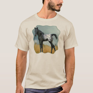 Horse - Appaloosa Colt Baby Animal T-shirt
