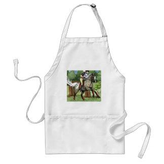 Horse Art APPALOOSA Eventing Apron