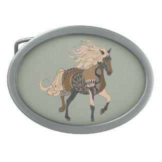 Horse Belt Buckles