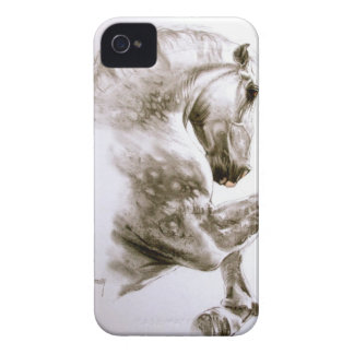 Horse BlackBerry Bold Case-Mate Barely There iPhone 4 Cases