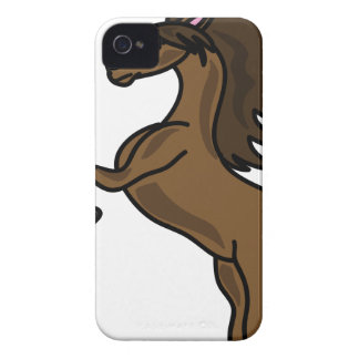 Horse Brown iPhone 4 Cover