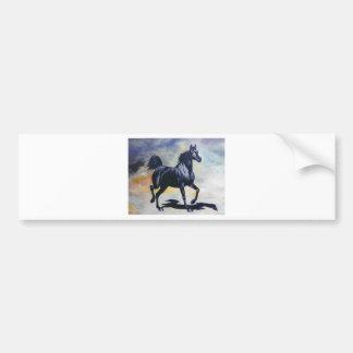 Horse Bumper Stickers