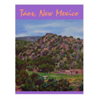 'Horse Canyon' Postcard