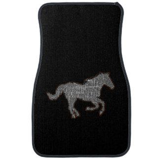 horse car mat