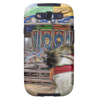 Horse Carousel Samsung Galaxy SIII Covers