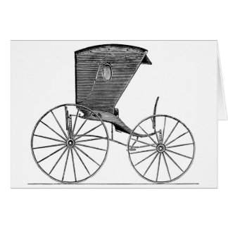 horse-carriages-3-hundred years.jpg greeting card