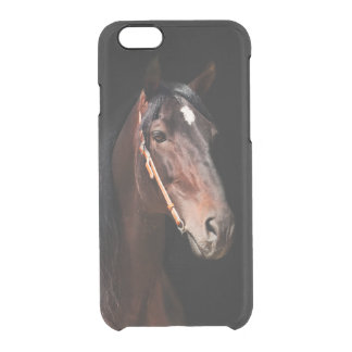 horse collection. Andalusian Clear iPhone 6/6S Case