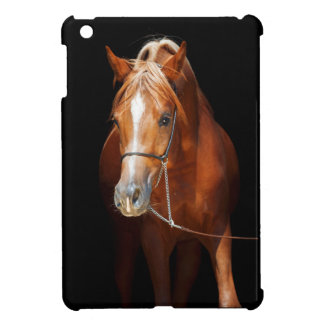 horse collection. arabian red cover for the iPad mini