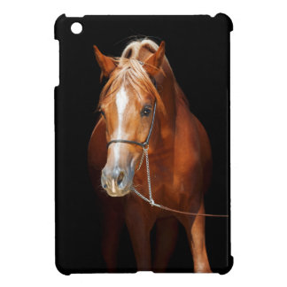 horse collection. arabian red iPad mini cases