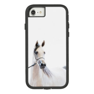 horse collection. arabian white Case-Mate tough extreme iPhone 8/7 case