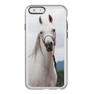 horse collection. arabian white incipio feather® shine iPhone 6 case