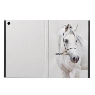 horse collection. arabian white iPad air case