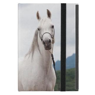 horse collection. arabian white iPad mini case