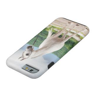 horse collection. arabian white tough iPhone 6 case