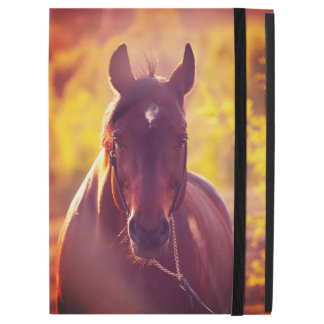 "horse collection. autumn iPad pro 12.9"" case"
