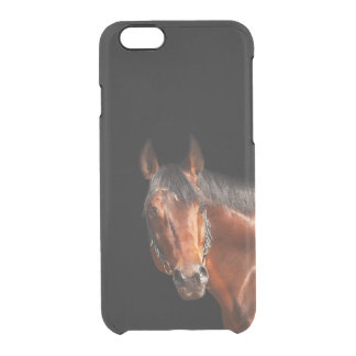 horse collection. Trakehner Clear iPhone 6/6S Case