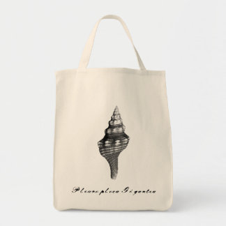 Horse Conch Grocery/Beach Tote