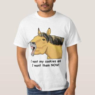 Horse Cookies T-Shirt