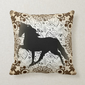 Horse Corral Cushion