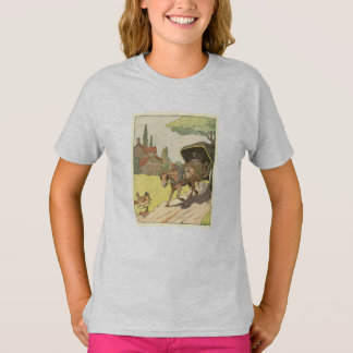 Horse-Drawn Carriage and Driver T-Shirt