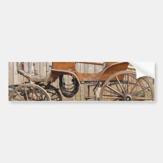 Horse Drawn Carriage Coach Surrey Gifts Bumper Stickers