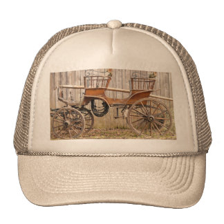 Horse Drawn Carriage Coach Surrey Gifts Hat