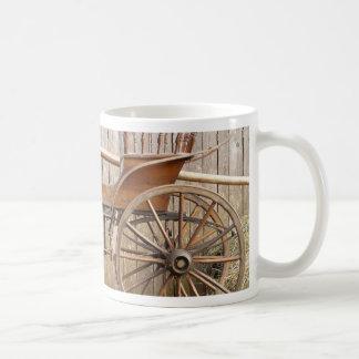 Horse Drawn Carriage Coach Surrey Gifts Mug