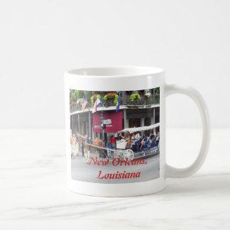 Horse Drawn Carriage Coffee Mug
