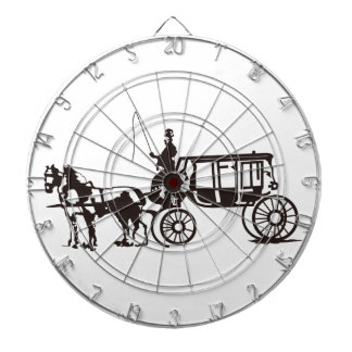 Horse Drawn Carriage Dart Boards