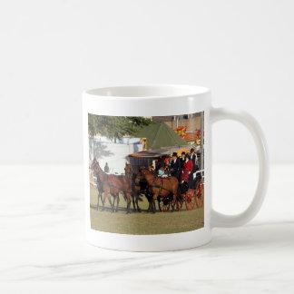 Horse Drawn Carriage Mugs
