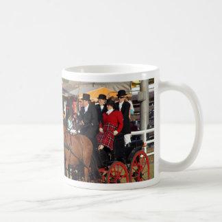 Horse Drawn Carriage Mug