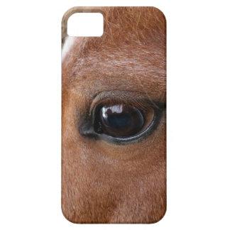 Horse Eye iPhone 5 Cover
