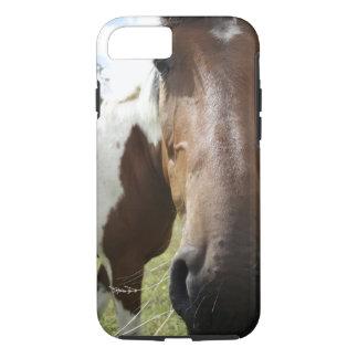 Horse Face Iphone Case