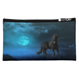 Horse fantasy cosmetic bag