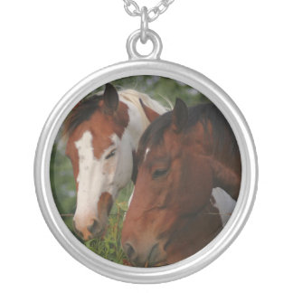 Horse Friends Necklace