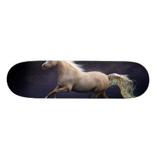 horse galloping 19.7 cm skateboard deck