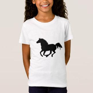 Horse galloping girls t-shirt, gift idea T-Shirt