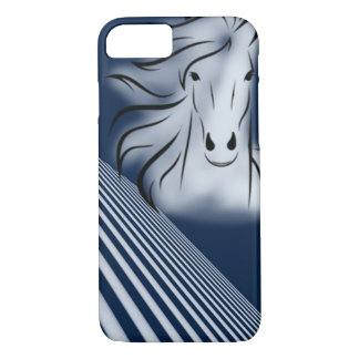 Horse gaze iPhone 8/7 case