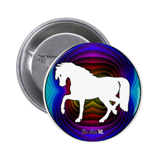 HORSE GIFTS CUSTOMIZABLE PRODUCTS PINBACK BUTTONS