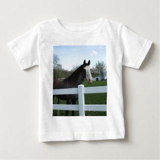 Horse, Good Morning! Baby T-Shirt