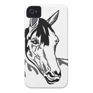 Horse head iPhone 4 covers